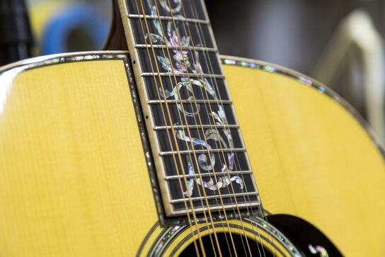 How to Buy a Custom Martin Guitar
