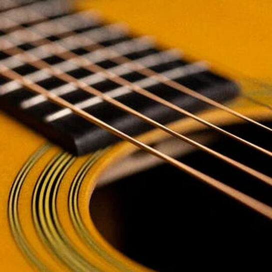 How to Choose a String Gauge for your Acoustic Guitar