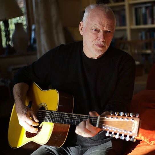 Behind the David Gilmour Custom Signature Editions