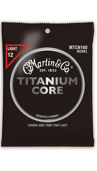 Titanium Core Acoustic Guitar Strings