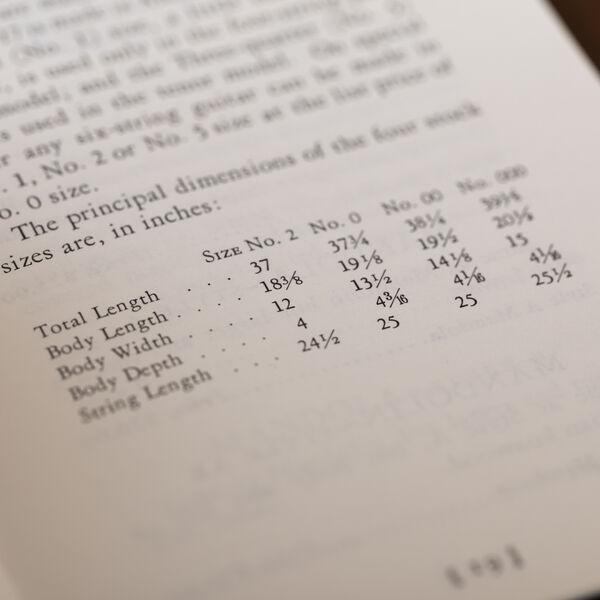 CF Martin 1930 Catalog Reprint image number 2