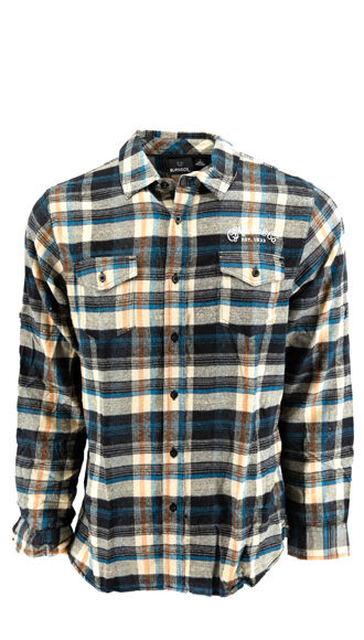 Martin Flannel Shirt