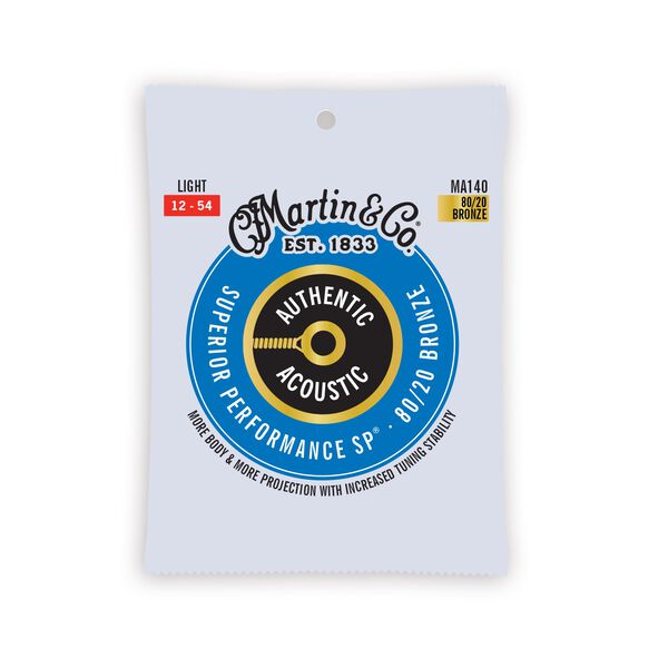 Martin Authentic Acoustic SP® Guitar Strings image number 0