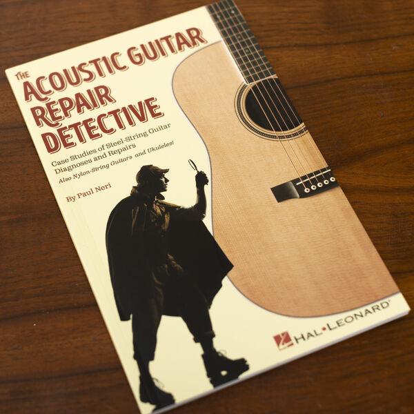The Acoustic Guitar Repair Detective image number 2
