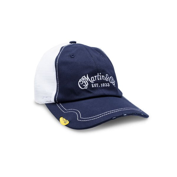 Martin Pick Hat (Navy) image number 0
