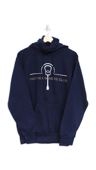 New - Martin Owners Club Gaiter Hoodie