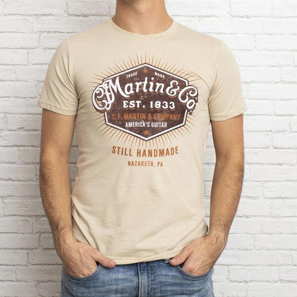 """Martin """"Still Handmade"""" Tee image number 1"""