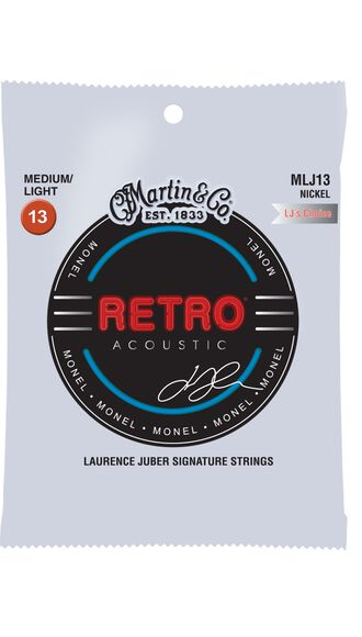 Retro® Acoustic Guitar Strings