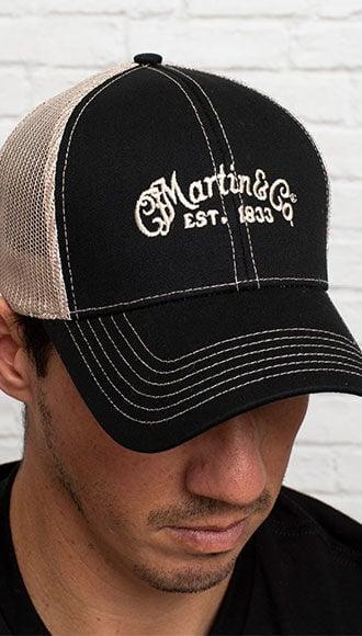 Mesh Trucker Hat with CFM Logo