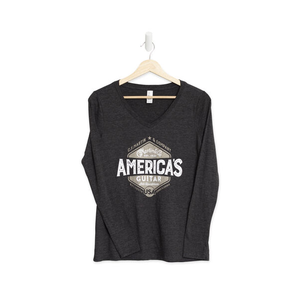 New - Martin Women's Long Sleeve Tee image number 0