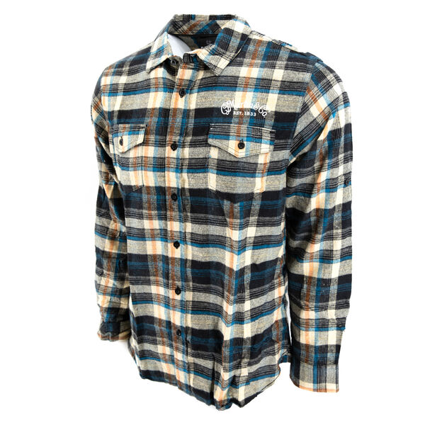 Martin Flannel Shirt image number 1