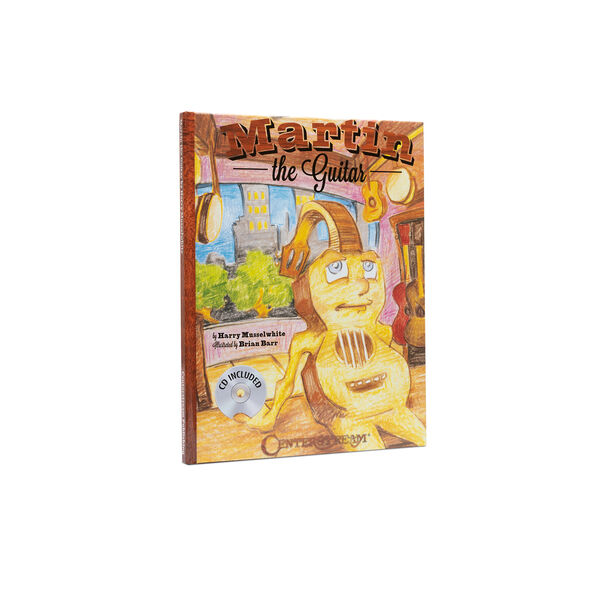 Martin the Guitar Children's Book image number 0