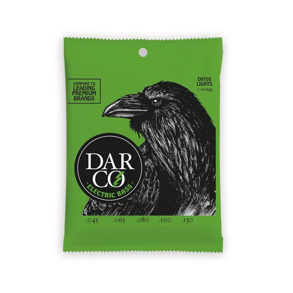 Darco® Electric Bass Strings image number 0