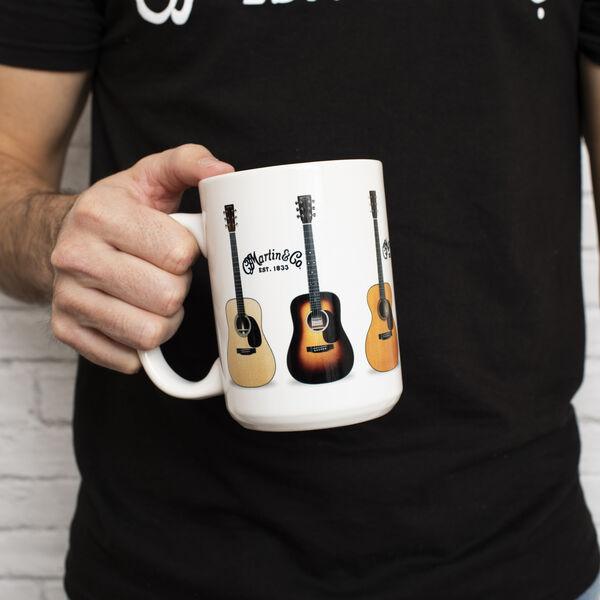 Martin Favorite Model Mug image number 3