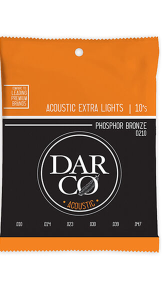 Darco® Acoustic Guitar Strings
