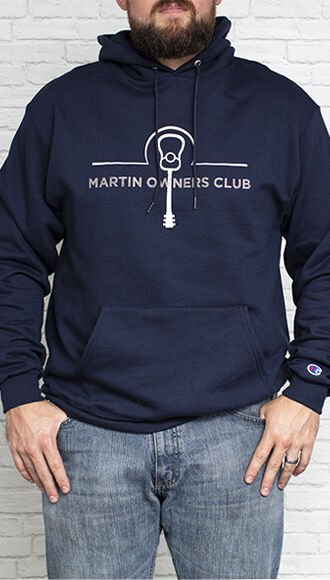 Martin Owners Club Hoodie