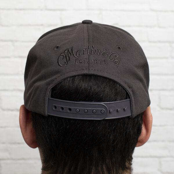 Martin Flat Brim Baseball Hat image number 2