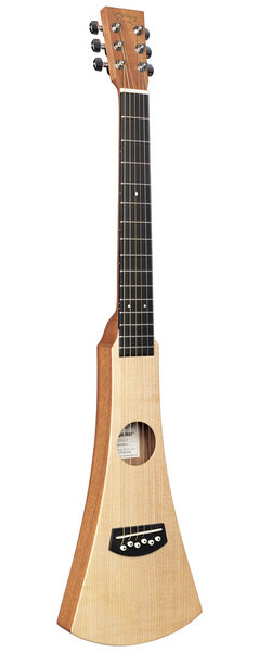 Steel String Backpacker Guitar image number 0