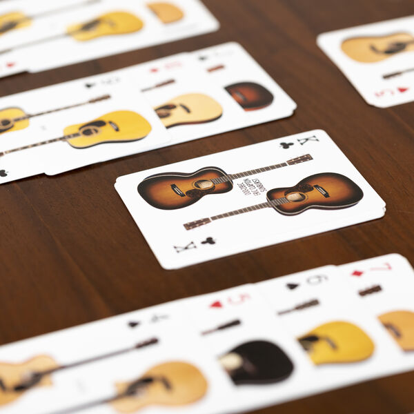 Martin Playing Cards image number 3
