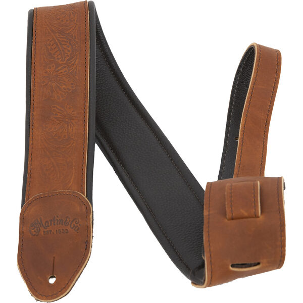 Garment Leather Strap - Brown image number 0