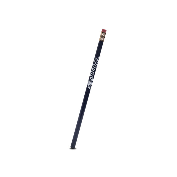 Martin Logo Pencil (Dark Blue with White Logo) image number 0