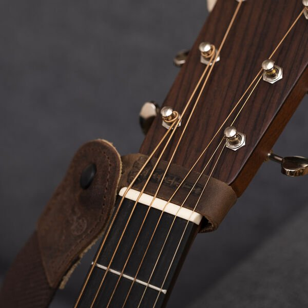 Headstock Tie (Cocoa) image number 2