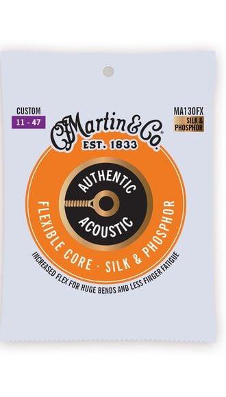 Martin Authentic Acoustic Flexible Core Guitar Strings