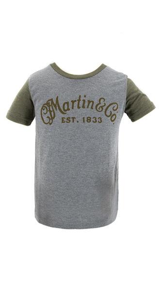 Martin Logo Youth Tee