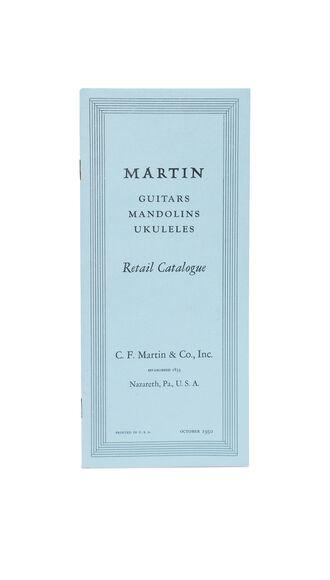 CF Martin 1930 Catalog Reprint