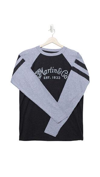 Martin Long Sleeve Jersey Smoke/Heather