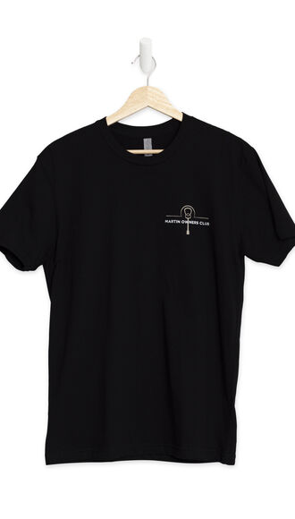 Martin Owners Club Tee (Black)