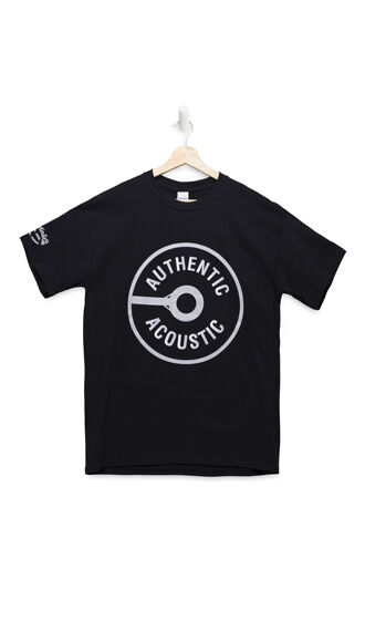Authentic Acoustic String Tee