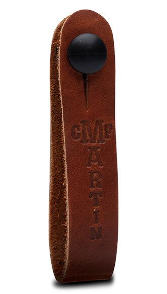 Brown Headstock Tie
