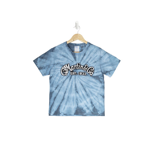 Martin Youth Tie-Dye Tee image number 0