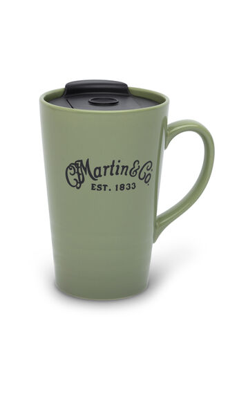 Ceramic Travel Mug with Lid