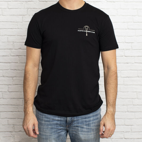 Martin Owners Club Tee (Black) image number 2