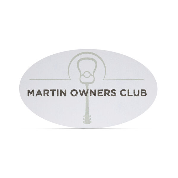 Martin Owners Club Magnet image number 0