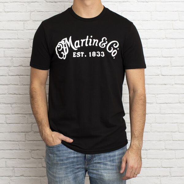 Classic Solid Logo Tee image number 1