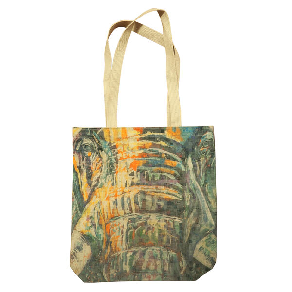 Save the Elephants Tote image number 0