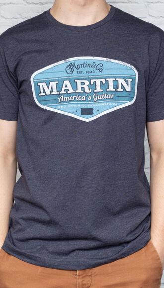 Martin Retro Graphic Tee