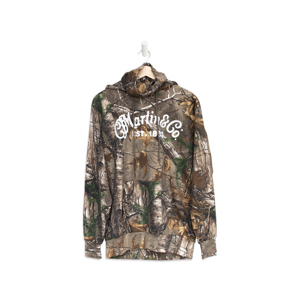 New Martin Camo Gaiter Hoodie (Realtree Xtra® pattern) image number 0