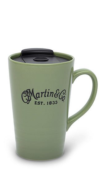 Ceramic Travel Mug with Lid