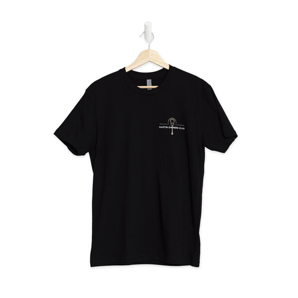 Martin Owners Club Tee (Black) image number 0