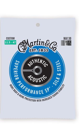 Martin Authentic Acoustic SP® Guitar Strings