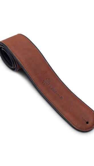 Brown Rolled Strap