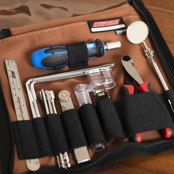 GrooveTech Acoustic Guitar Tech Kit (CruzTools®) image number 3