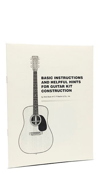 Basic Instructions and Helpful Hints for Guitar Kit Construction