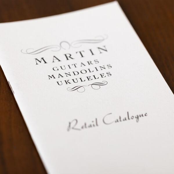 CF Martin 1935 Catalog Reprint image number 1