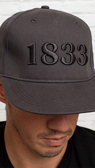 Martin Flat Brim Baseball Hat
