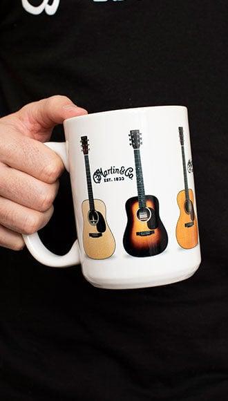 Martin Favorite Model Mug